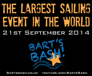 MBSA REGATTA 2 – Sunday 21st September 2014