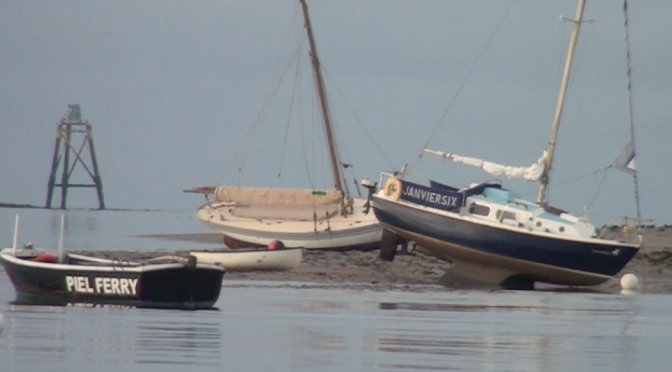 Stills and Video from the 2015 Silver Jubilee Piel Island Flotilla